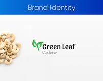 Green Leaf Brand Identity