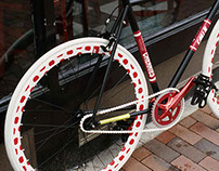 Limited Edition Cherry Bike