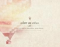Abre os Céus • CD