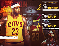 NBA Social Graphics - 5