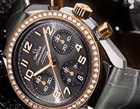Omega Watch - Cua hang thu mua dong ho hieu Luong gia