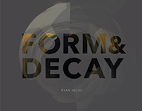 Form & Decay album artwork