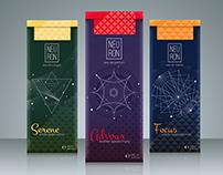 NEURON | Men Perfume Concept Artwork