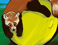 Panda's Summer Ball
