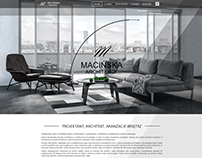 Architekt - projekt WWW