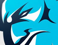 'Oceanic Squad' Logo Project