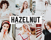 Free Hazelnut Mobile & Desktop Lightroom Preset