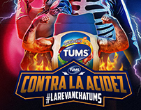 La Revancha TUMS