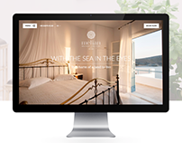 The Melian Boutique Hotel Website