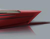 Concept boat 90m