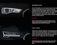 Audi Lighting Technologies Comparison Guide