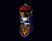 Skull King - Illustration