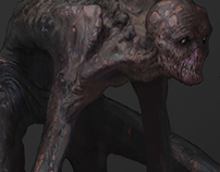 CARGO FILM - Creature Design