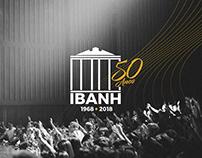 Identidade Visual 50 anos IBANH