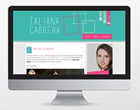 Blog Taliana Cabrera