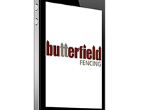 Butterfield Fencing Logo
