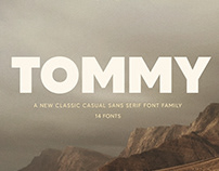 MADE TOMMY | Font