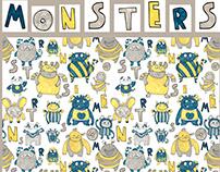 Pattern Monsters