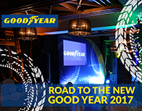 GOOD YEAR PARTY EVENT DESIGN