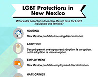 LGBT Protections Infographic