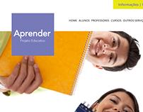Aprender - Website