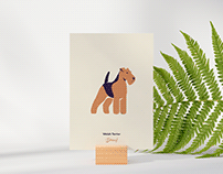 Various Dog Breeds Posters and Prints