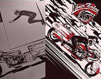 Liebner & Baloo Team - Illustration