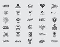 1 year of Logos (2014-2015)