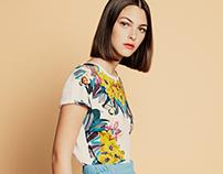 VINTAGE 55 T-shirt prints