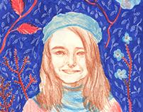Portrait of Emi Balint