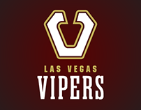 Las Vegas Vipers – NHL Expansion Concept
