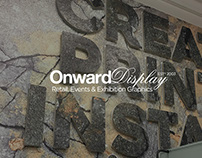 Onward Display Website