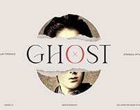 Ghost Display Typeface (V1.2)