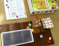 Digital to Physical: Candy Crush Card Game