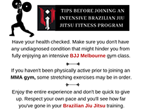 Tips for First-Time BJJ Melbourne Students