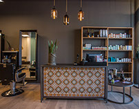 Ami Kappers Salon Amsterdam