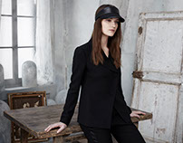 Lock Hatters - Ruth Look book