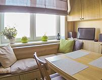 Apartment in Kaliningrad