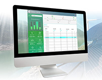 Energy controlling system desktop app
