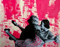 Poster for Valsa (cultural center in Lisboa/Portugal)