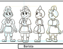Storyboard and Model Design