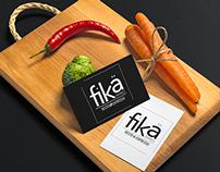 Identidad - FIKA Resto&Expresso