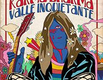 Valle Inquietante poster