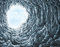 Designer Wallpaper: Expand Your Universe