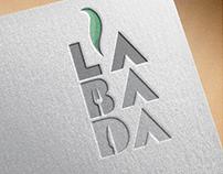 LABADA catring Branding