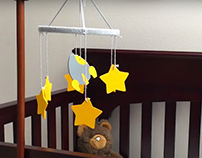 Baby Mobile How-to Video