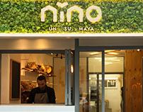 Nino Artisan Bakery // Brand Experience Design