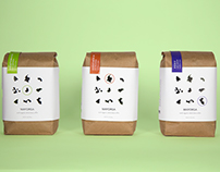 Mayorga Coffee Packaging