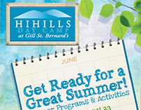 Hi-Hills Day Camp Brochure
