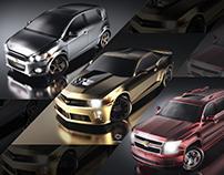 :: Chevrolet Game Ready Rides ::